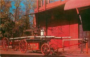 CA, Columbia, California, Papeete, Fire Department, Pumper, Dexter No. 56717-B