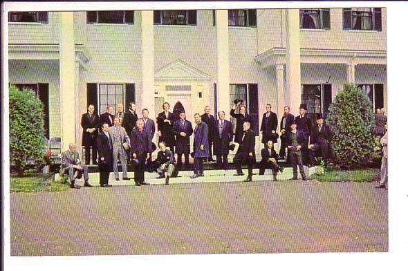 Fathers Confederation Tabloid 1964 Charlottetown Prince Edward Island,