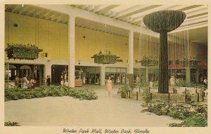 WINTER PARK , Florida , 1950-60s ; Winter Park Mall