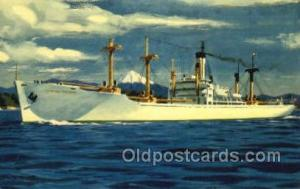 SS Hong Kong Transport Ship Postcard Postcards  SS Hong Kong Transport