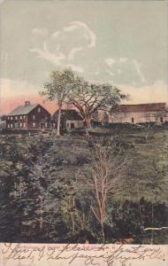 New Hampshire Satisbury Birthplace Of Deniel Webster