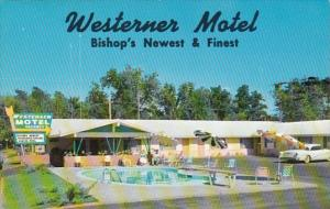 California Bishop Westerner Motel