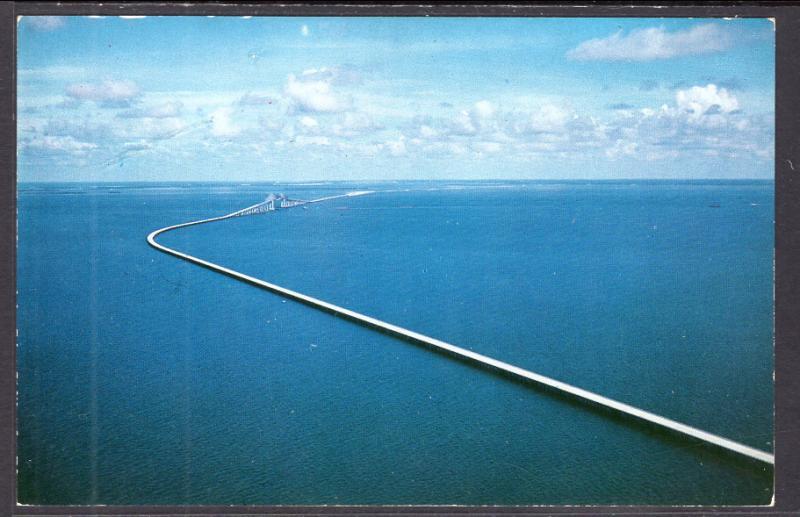 Sunshine Skyway Bridge,FL