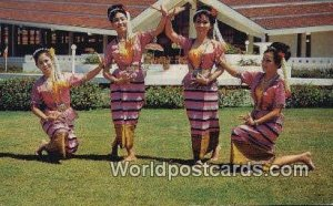 Dance of the Northerners Thailand 1968