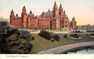 Scotland Glasgow Art Galleries, Caledonia Series
