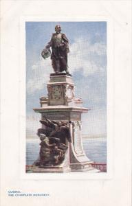 RAPHAEL TUCK & SONS', #2557; QUEBEC, Canada, 1900-1910's; The Champlain Monument