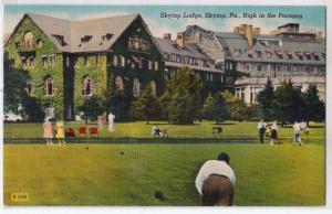Skytop Lodge, Skytop PA