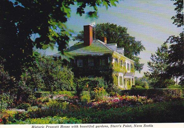 Canada Prescott House Starr's Point Nova Scotia