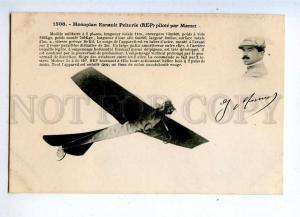 205330 FRANCE AVIATION airplane pilot Esnault Mamet #1508