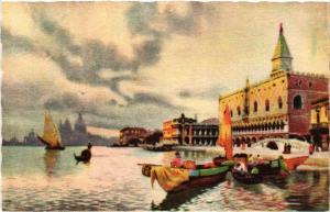 CPA Venezia Riva degli Schiavoni. ITALY (524777)