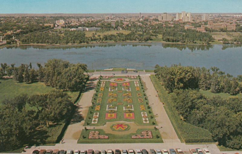 REGINA , Saskatchewan , Canada , 50-60s ; View from Dome