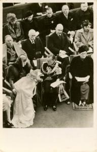 Dutch Royalty -  Baptism of Princess Marijke   *RPPC