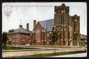 Ev Lutheran Church and School,Kenosha,WI BIN