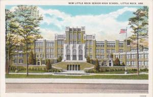 Arkansas Little Rock New Little Rock High School Curteich