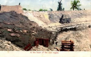 PA - Anthracite Region. Coal Mine (Mining)