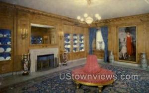 China Room, White House Washington DC DC Unused