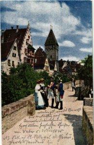 CPA AK Ulm- Stadtmauer GERMANY (1006560)