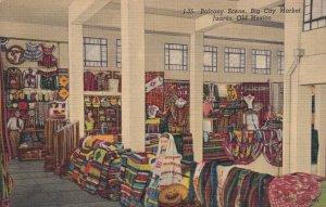 JUAREZ , Mexico , 1930-40s ; Balcony , Big City Market