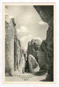 RP, Tunnel Near Sylvan Lake In The Black Hills, South Dakota, 1930-1950s