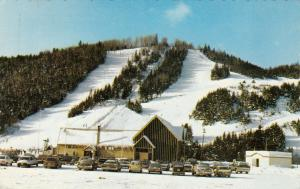The Ski Center Station Mont-Castor, Matane, Quebec, Canada, PU-1988