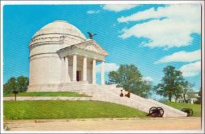 MS - Illinois Memorial, Vicksburg Nat Military Park