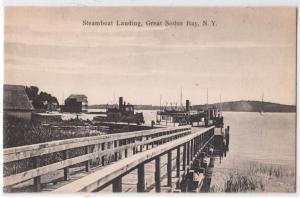 Sodus Bay NY - Steamboat Landing