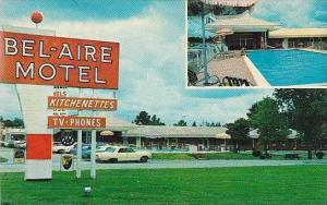 North Carolina Fayetteville Belaire Motel
