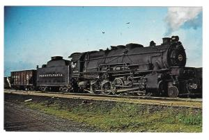 Pennsylvania Railroad PRR Baldwin Decapod Locomotive 4579