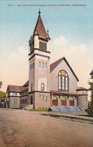 California Berkeley First Presbyterian Church