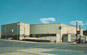 New York Rochester War Memorial Auditorium