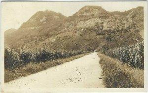 RPPC AZO 1918 to 1930 Puerto Rico, Real Photo Postcard