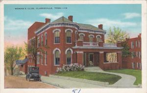 Tennessee Clarksville Woman's Club