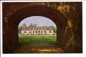 Fort Anne, National Historic Park, Annapolis Royal, Nova Scotia