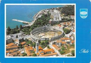 Croatia Pula Amfiteatar Pola L'Anfiteatro Amphitheatre