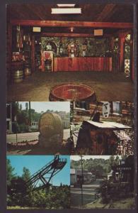 Amador Winery,Amador City,CA Postcard