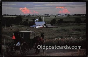 Nice Tidy Farms Cashton Settlement, Amish Country Unused