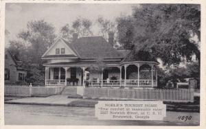 Nobles Tourist Home , BRUNSWICK , Georgia , 20-30s
