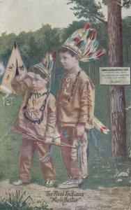 MILWAUKEE , Wisconsin , 1919; Herman Reel Co., The Reel Indians, NONE BETTER
