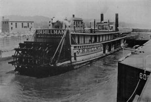 JH Hillman Steam - Ambridge, Pennsylvania