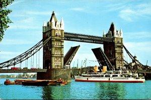 England London The Tower Bridge