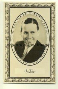 b1252 - Film Actor - Ben Lyon - postcard Picturegoer A12