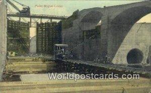 Pedro Miguel Locks Republic of Panama Unused