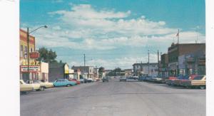 Centre Street , SHAUNAVON , Saskatchewan , Canada , 50-60s