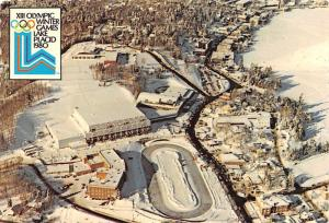 1980 XIII Winter Olympic Games - Lake Placid, New York