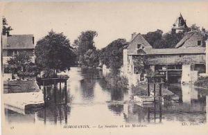 Flood, La Sauldre Et Les Moulins, Romorantin (Loir-et-Cher), France, 1900-1910s