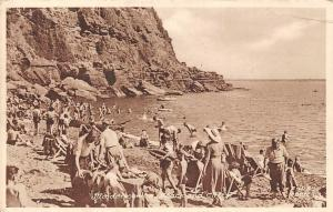 Maidencombe Beach and Cliffs Plage Strand