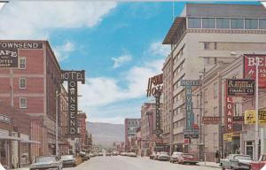Center Street , CASPER , Wyoming , 50-60s