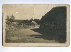 204471 ESTONIA Revel Christin photographic old postcard