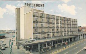 SUDBURY, Ontario, Canada, 1940-1960´s; President Motor Hotel