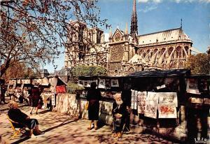 Paris France Notre Dame, Les Bouquinistes Paris Notre Dame, Les Bouquinistes